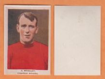 Charlton Athletic Arthur Whalley